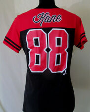 Chicago Blackhawks #88 Patrick Kane Juniors Large Tee Shirt Fits Like Womens M