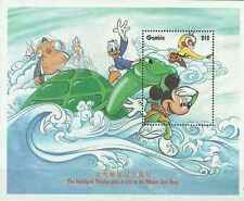 Timbre Disney Gambie BF322 ** année 1996 lot 19531