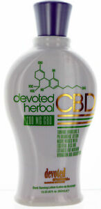 Devoted Herbal Tanning Lotion by Devoted Creations. 12.25 fl oz.