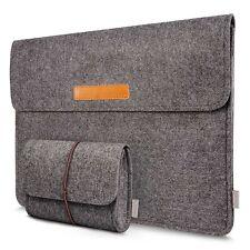 "Inateck MP1300D 13-13.3"" Inch MacBook Pro Case Felt Laptop Sleeve iPad Pro Cover"