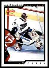 1996-97 Score Jim Carey #74