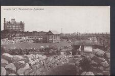 Suffolk Postcard - Lowestoft - Kensington Gardens  RS7421