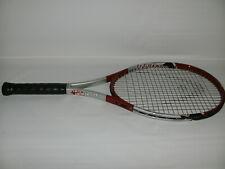 Head Ti. Carbon 5101 Titanium Mesh Tennis Racquet With Cover