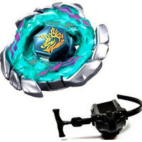 Beyblade 4D Fusion Top Metal Fight Master Rapidity Launcher Set Kids Fancy Toys