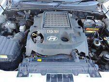 HYUNDAI TERRACAN TURBO DIESEL LONG ENGINE MOTOR