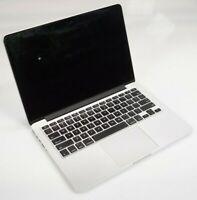 """Apple A1502 MacBook Pro 13.3"""" Intel i5-5257U 2.7GHz 8GB 256GB SSD Fair 477 CC"""