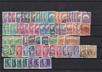 hungary 19325-28 used stamps ref 10361