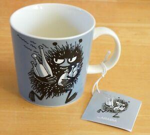 Arabia Finland Ceramic Moomin Mug - Stinky (BNWT)