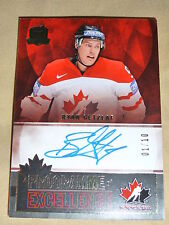 12-13 The Cup Programme Of Excellence RYAN GETZLAF AUTO 1/10 Canada 1/1 L@@K