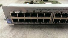 HP J8768A ProCurve 24 RJ-45 Port Gig-T Port VL Module for VL Switch IN STOCK!!