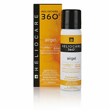 Heliocare Airgel 360 Spf50+ Sunscreen Gel Fluid  60ml 90 Gelcream