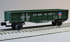 LIONEL JUNCTION UNION PACIFIC GONDOLA o gauge train 184315 up car 6-81287 G