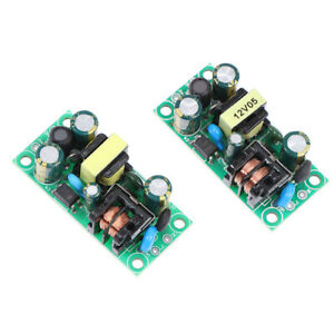 AC-DC 85-265v to DC 5V 12V Isolated Switch Power Supply Board Step Down Module