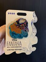 Villain- Disney Fantasia 80th Anniversary- Chernabog Limited LE -Head Swivel Pin