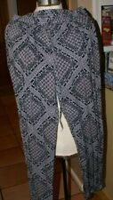 C & C California, Size L Woven Pants, 2 Side Pockets, Elastic Waist