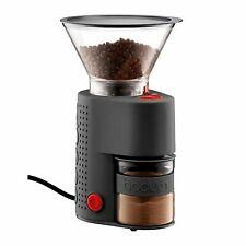 Bodum Bistro Burr Coffee Grinder - Black