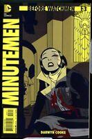 Before Watchmen: Minutemen #3 (October 2012, DC) NEAR MINT Darwyn Cooke (S218)