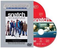 Snatch (DVD, 2002, 2-Disc Set, Superbit Deluxe) WORLD SHIP AVAIL