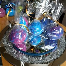 Bathbombs Medium & Large designer scented..