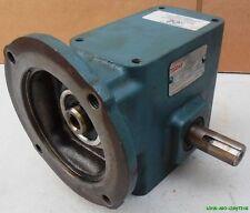 Dodge Tigear Speed Reducer Gear Box MR94766L1 1/2 HP INPUT