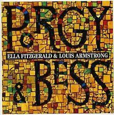 Ella Fitzgerald & Louis Armstrong - Porgy & Bess 180G 2-LP REISSUE NEW Gershwin