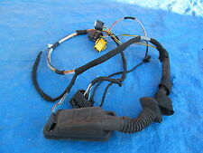 DOOR WIRING LOOM FRONT N/S PASSENGER from E36 BMW 318 i SE SALOON 1997
