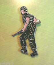 G I , GI , SOLDIER -  hat pin , lapel pin , tie tac , hatpin