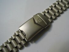 NEW STAINLESS STEEL 18MM WATCH BRACELET FITS CLASSIC TAG F1 CHRONOGRAPH
