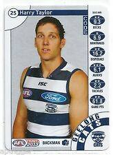 2013 Teamcoach Silver (25) Harry TAYLOR Geelong