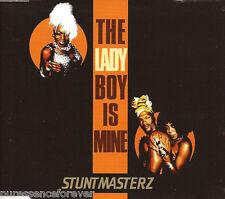 STUNTMASTERZ - The Ladyboy Is Mine (UK 2 Tk CD Single)