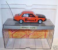NOREV RENAULT 18 GTS R18 EUROPE 1 TOUR DE FRANCE 1979 REF 511805 1/43 BOX