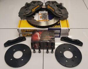 Peugeot 106 GTI & Rallye AP Racing 4 pot brake kit - 304mm (Pro 5000+)  SPOOX