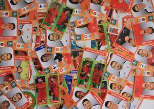 Stickers Autocollants Euro 2020 Tournament Edition – Lot 10 Stickers à choisir