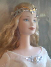 Barbie Galadriel LOTR Lord of the Rings Fellowship Hobbit Doll - New in Box!
