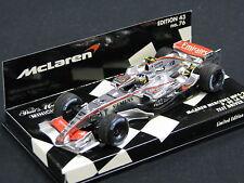 Minichamps McLaren Mercedes MP4/21 2006 1:43 de la Rosa (ESP) Test Driver (JS)
