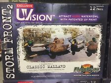 8030Suv Flambeau Stormfront Ii, Classic Mallard Decoys (12 Pack) W/ U-Vision