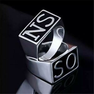 Sons Of Anarchy Sons Steel And Enamel Biker Ring Set Cosplay New Size 12