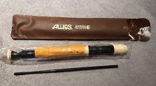 NEW Vintage Aulos Recorder Soprano 2 Piece English Fingering No. 303N E