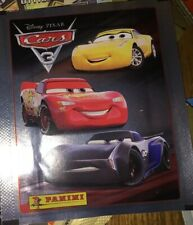 THE WORLD OF CARS FULL SET OF STICKERS X190