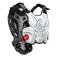 Alpinestars A-1 Roost Guard White/Black/Red (White, X-Large - XX-Large)