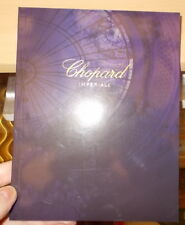 CATALOGUE CHOPARD BIJOUX ET MONTRES IMPERIALE COLLECTION 2012