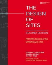 The Design of Sites : Patterns for Creating Winning Web Sites