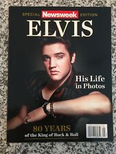 Newsweek Magazine Special Edition - ELVIS : 80 YEARS (2015)