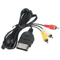 1.8m HD Component AV Cable TV RCA Audio Cord Video Wire Adapter For XBOX Sy P8V8