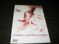 Donna Contro Donna DVD Sharon Stone Ellen Degeneres Sigillata Nuovo