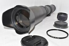 Nikon DSLR DIGITAL fit 500mm 1500mm tele lens D3100 D3200 D3300 D3400 D3500 etc