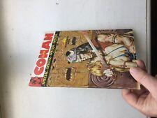 PETIT FORMAT BD COMICS CONAN SUPER SPECIAL 10  mon journal 1989 dernier numero