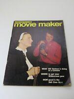 MOVIE MAKER Magazine April 1973, Vintage Bill Davison Convent Hard to Find