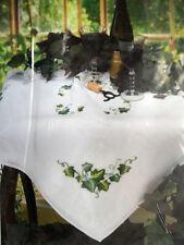 Tischdecke - Mitteldecke 80 x 80 cm Efeu