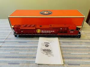 Lionel 6-18271 SD-90 #9129 Canadian Pacific Diesel Loco / LN - Excellent+